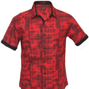 Mens Big Tall Short Sleeve Microfiber Shirt 4XL